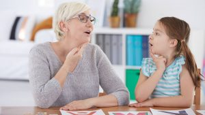 How Can a Speech Therapist Help a Stuttering Child?