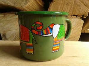 Enamel Mugs: Wonderful Workhorse for Camping